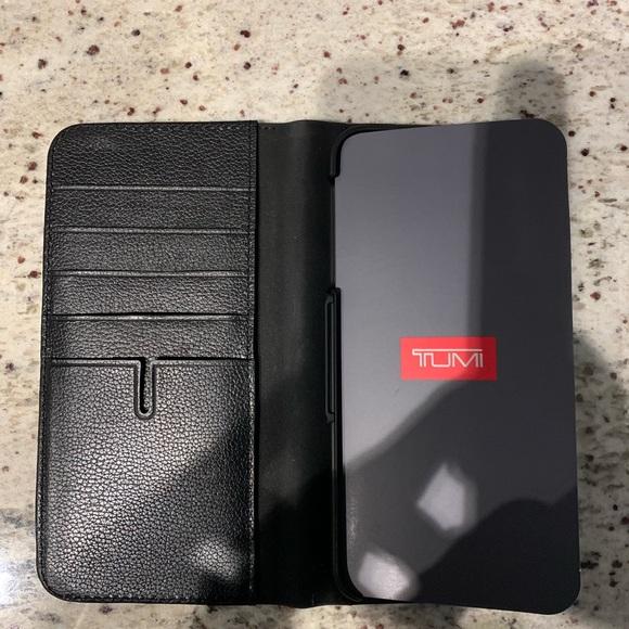 online store c96c5 da9c0 Tuning wallet Folio iPhone XS Max